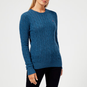 Polo Ralph Lauren Women's Juliana Jumper - Light Blue