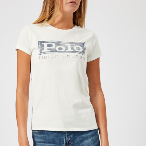 Polo Ralph Lauren Women's Logo T-Shirt - Nevis