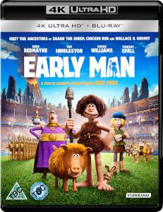 Early Man - 4K Ultra HD (includes Blu-ray)