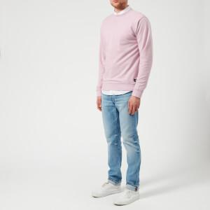 Edwin Men's Classic Crew Sweatshirt - Pink: Image 3