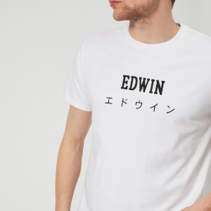 Edwin Men's Edwin Japan T-Shirt - White