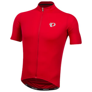 Pearl Izumi SELECT Pursuit Jersey - Rogue Red/Port Diffuse
