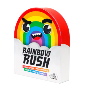 Big Potato Rainbow Rage Game