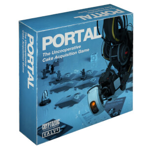 Jeu Portal: The Uncooperative Cake Acquisition