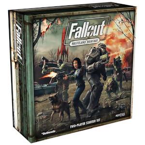 Fallout: Wasteland Warfare Two Player Starter