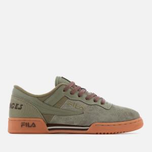 Fila Men's Liam Hodges X Fila Original Fitness Shoes - 4 Leaf Clover