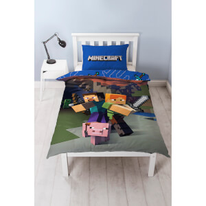 Minecraft Goodguys Duvet Set