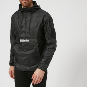 Columbia Men's Challenger Windbreaker Jacket - Black