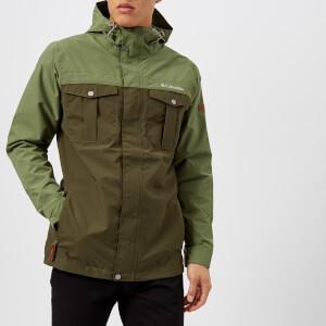 Columbia Men's Weiland Crossing Jacket - Peatmoss/Mosstone