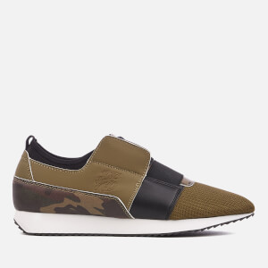 DFND Men's Woodford Trainers - Khaki Camo