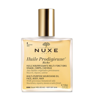 Huile Prodigieuse® Riche Multi-Purpose Nourishing Oil 100ml