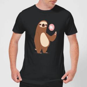 Sloth Hi T-Shirt - Black