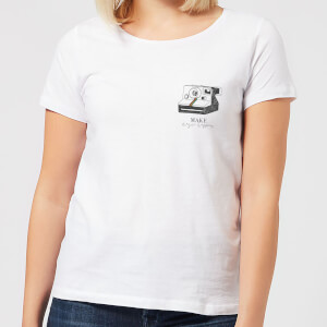 Make Magic Happen Women's T-Shirt - White