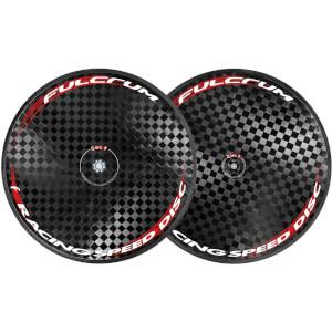 Fulcrum Racing Speed Disc Wheelset