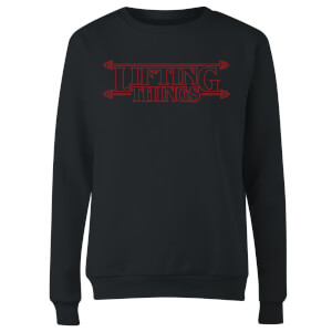 Lifting Things Women's Sweatshirt - Black