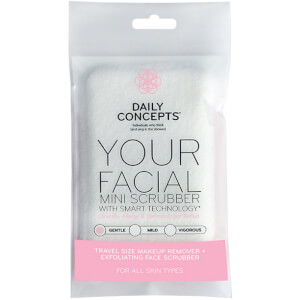 Daily Concepts Your Facial Mini Scrubber