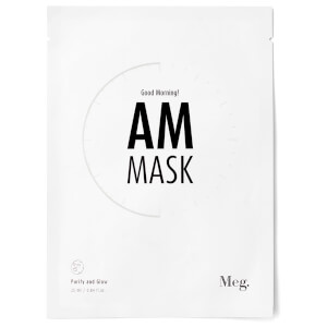MEG Good Morning AM Sheet Mask