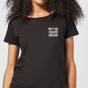 Buttercream Dreams Women's T-Shirt - Black