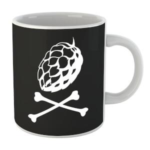 Beershield Hop'n Cross Bones Mug