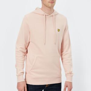 Lyle & Scott Men's Pullover Hoody - Dusty Pink