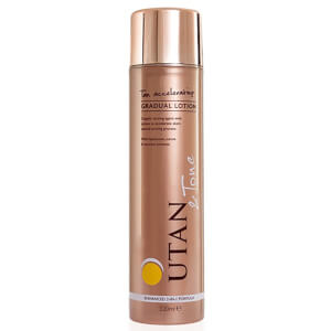UTAN & Tone Tan Accelerating Gradual Lotion 220ml