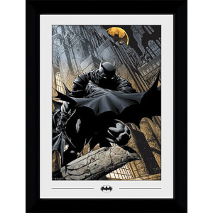 DC Comics Batman Stalker Collector's 50 x 70cm Framed Photograph