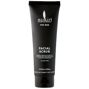 Sukin for Men Facial Scrub 125 ml