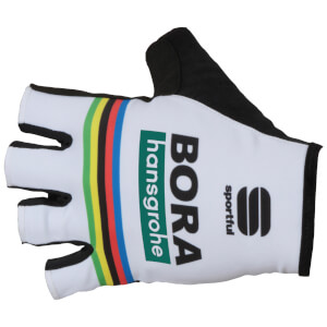 Sportful Bora Hansgrohe Race Team Gloves - World Champion Edition