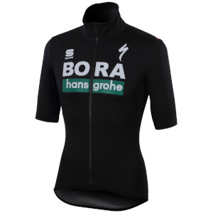Sportful Bora Hansgrohe Fiandre Light Jersey - Black