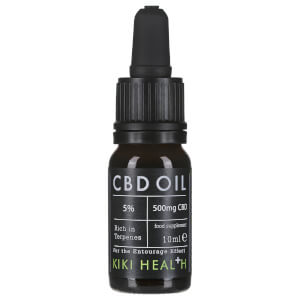KIKI Health CBD-olie 5 % 10 ml