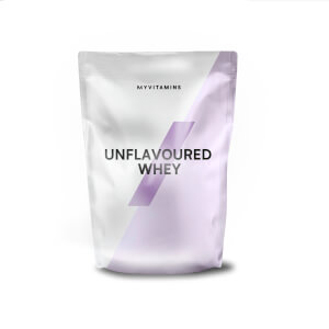 Myvitamins Whey - Unflavoured 1kg