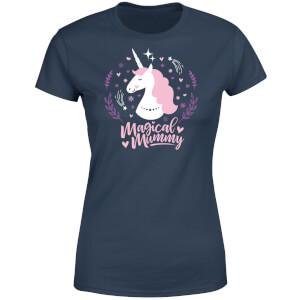 Magical Mummy Women's T-Shirt - Navy