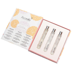Acorelle Eau de Parfum Roll On Trio Gift Set (Worth £39.00)