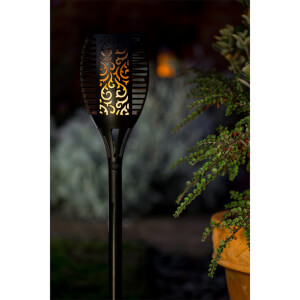 TrueFlame Solar Flame Effect Torch