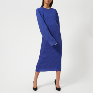 Solace London Women's Singer Dress - Blue
