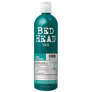 TIGI Bed Head Urban Antidotes Recovery Moisturising Conditioner for Dry and Damaged Hair 750ml