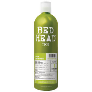 TIGI Bed Head Urban Antidotes Re-energize Daily Conditioner for Normal Hair 750 ml