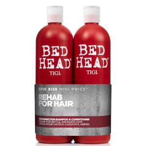 TIGI Bed Head Urban Antidotes Resurrection Shampoo and Conditioner for Very Dry Hair 2 x 750ml