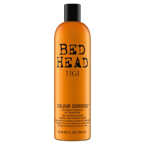 TIGI Bed Head Colour Goddess balsamo arricchito con olio per capelli tinti 750 ml
