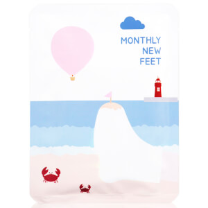 PACKage Monthly New Feet Foot Pack (Én stk)