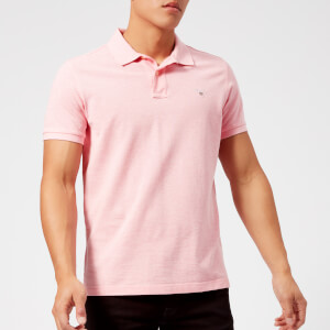GANT Men's Original Pique Polo Shirt - Light Pink Melange