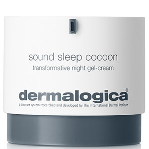 Dermalogica Sound Sleep Cocoon trattamento notte in gel-crema 50 ml