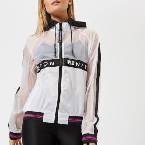 P.E Nation Women's Two Klicks Jacket - Transparent