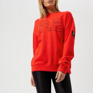 P.E Nation Women's Ringside Sweatshirt - Red