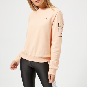 P.E Nation Women's Moneyball Sweatshirt - Nude