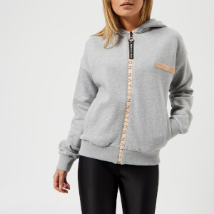 P.E Nation Women's Apex Hoody - Grey Marl