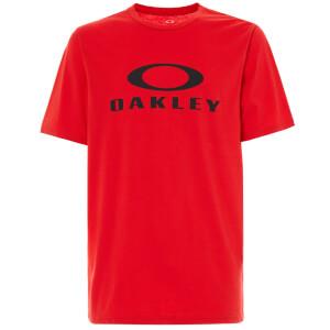 Oakley Men's PC-Bark Ellipse T-Shirt - Red