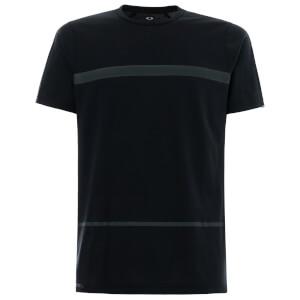 Oakley Men's Method Stripe T-Shirt - Black