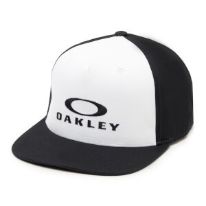 Oakley Silver 110 Flex Fit Cap - White