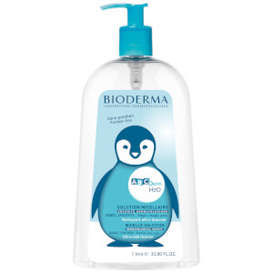 Bioderma ABCDerm H2O Micellar Solution 1L